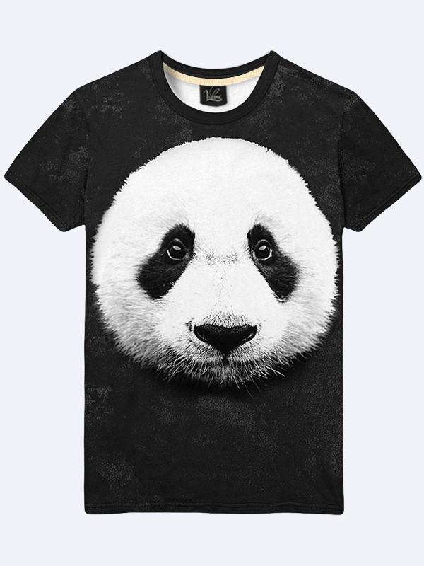 Футболка Морда панды