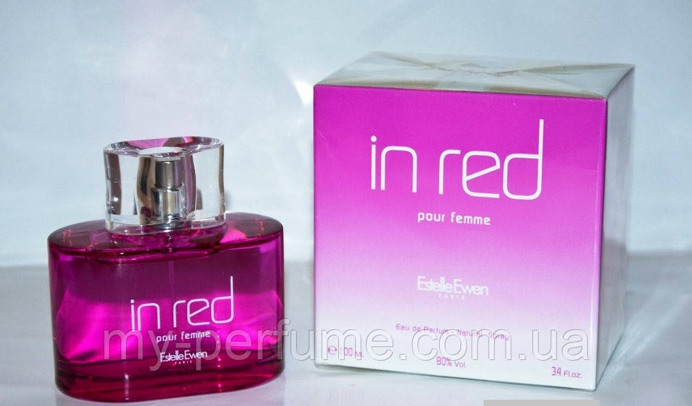 In Red W edp 100ml
