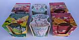 Свечи ароматизированные в стакане BARTEK в ассортименте Рождественский микс, фото 2