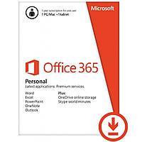 Офисное приложение Microsoft Office 365 Personal 32/64 AllLngSub PKLic 1YR Online Конверт (QQ2-00004-ESD)