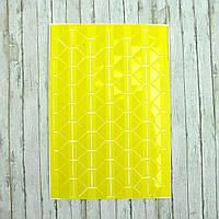 Уголки для фотографий, самоклеющиеся на листе 102 уголка