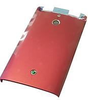 Sony Ericsson LT22i Крышка АКБ, Pink, original (PN:1265-1874)