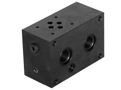 Модульные монтажные плиты для клапанов по СЕТОР 05 P4D*