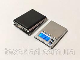 Ваги портативні ювелірні MDS-500 в футлярі (500/0.01 гр.)