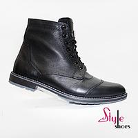 Зимние мужские ботинки, фото 1