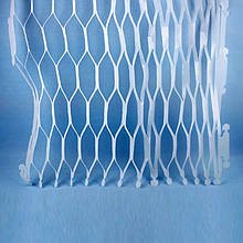 Пластиковая сетка для создания панно из воздушных латексных шаров 75*31