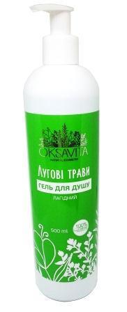 Гель для душа Oksavita Луговые травы 500мл