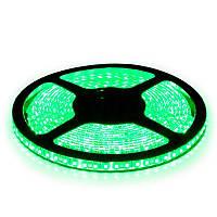 Светодиодная лента LED 3528 Green 60RW, дюралайт