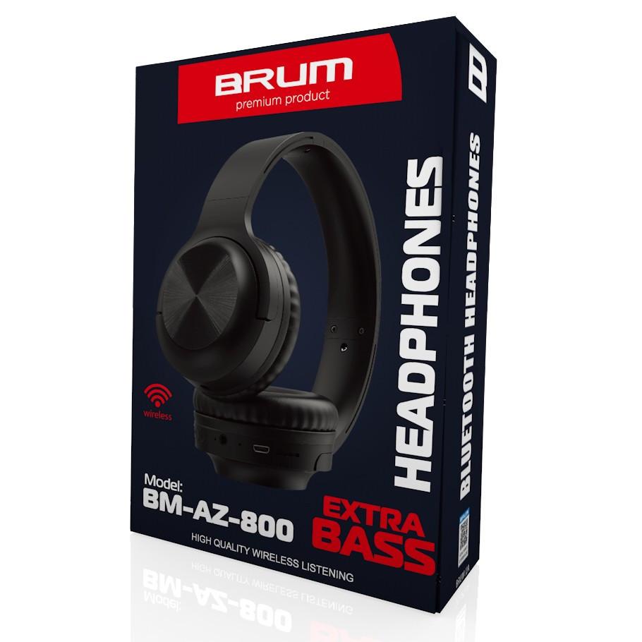 Наушники Bluetooth BRUM BM-AZ-800