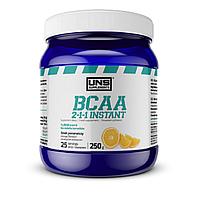 Аминокислоты UNS BCAA 2:1:1 Instant 250 g Апельсин УНС ВСАА