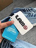 Натуральные кеды на 27 см голубого цвета бренд lamo, фото 5
