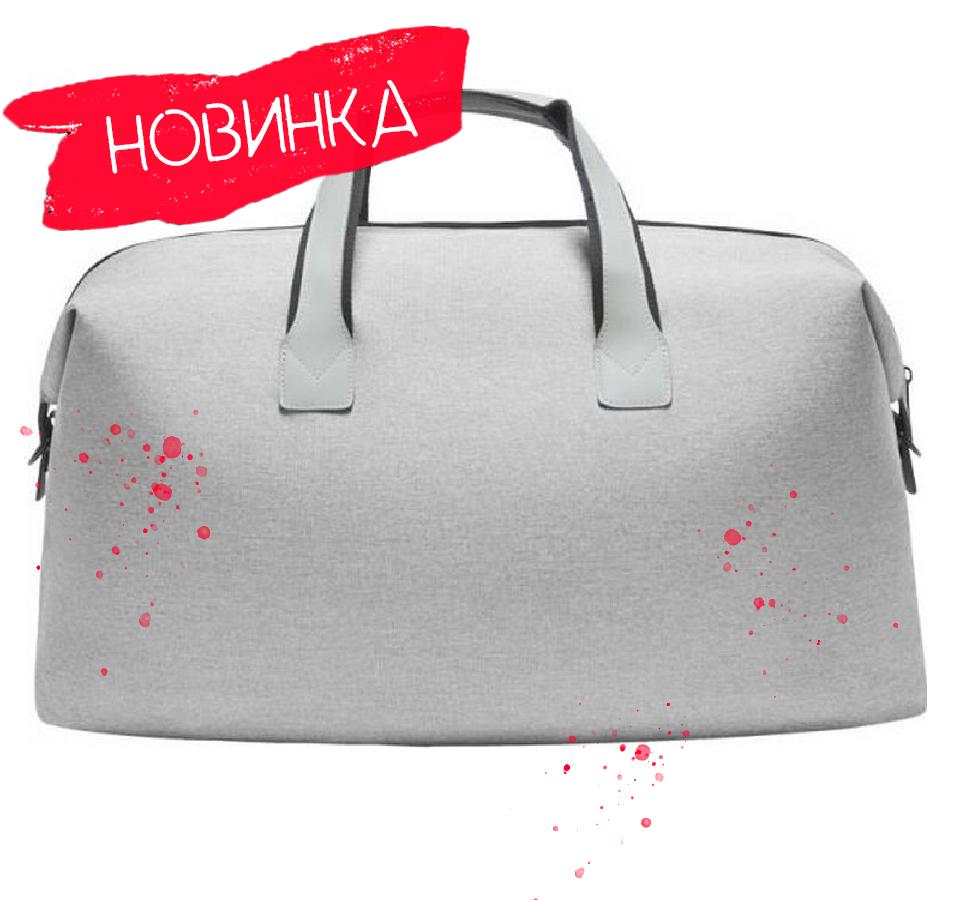 Дорожня сумка | Дорожная сумка Meizu Travel Bag (Light Gray)