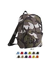 Рюкзак SOL'S RIDER Camouflage