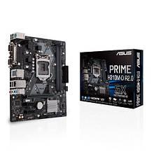 Материнська плата Asus Prime H310M-D R2.0 Socket 1151