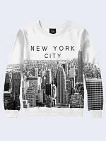 Свитшот Нью-Йоркские небоскрёбы