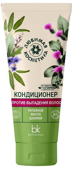 Кондиционер против выпадения волос Любимая косметика BelKosmex 220г. арт.9489