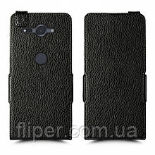 Чехол флип Liberty для Sony Xperia XZ2 Compact Чёрный
