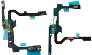 Шлейф для Samsung SM-A500F Galaxy A5 кнопок громкости, с микрофоном, original (PN:GH96-07642A)