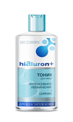Тоник для лица для всех типов кожи Hialuron Plus BelKosmex 150мл.