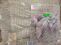 Плед «Рогожка» Vladi 170*210