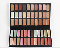 Профессиональная палитра консилеров корректоры 54 цветов  Mac Cosmetics