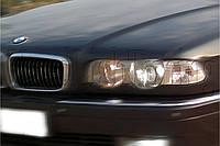 """BMW 7 (E38) - замена моно линз на би-ксеноновые линзы Moonlight G6/Q5-H4 D2S 3,0"""" в фарах"""
