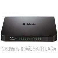 Коммутатор сетевой D-Link DES-1024A
