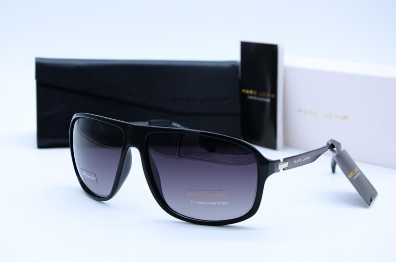 Мужские солнцезащитные очки Маска Marc John 0748 c101-G4
