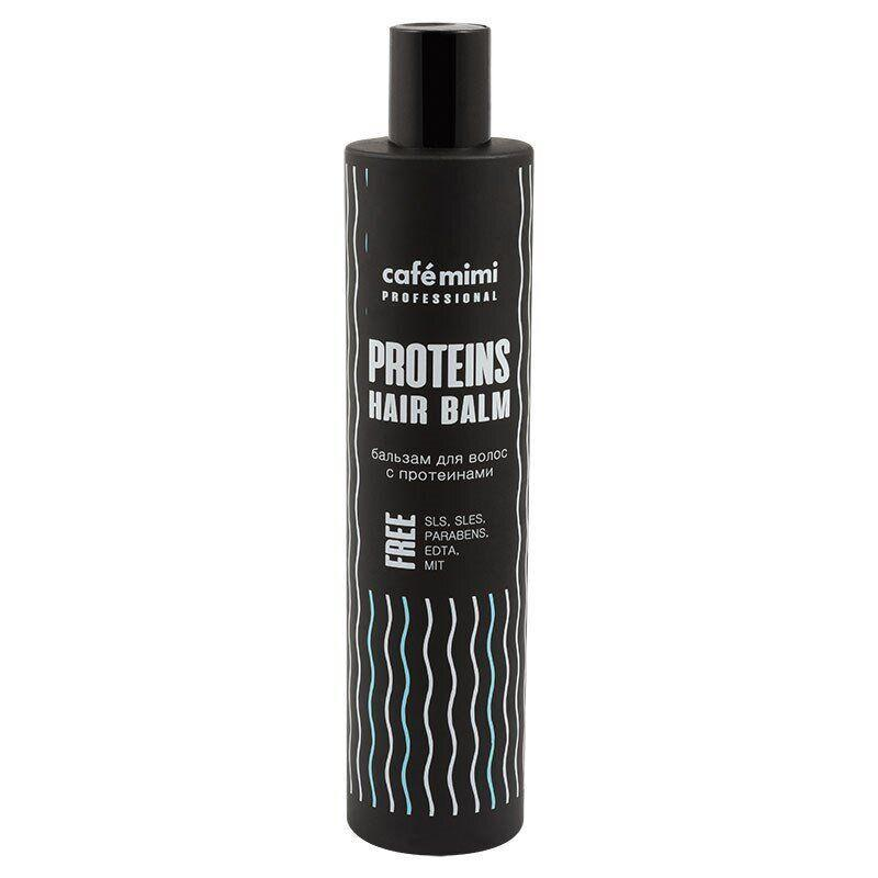 Бальзам для волос с Протеином (Кафе красоты) le Cafe Mimi Professional 300мл арт.5588
