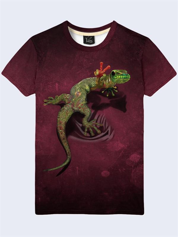 Футболка Lizard