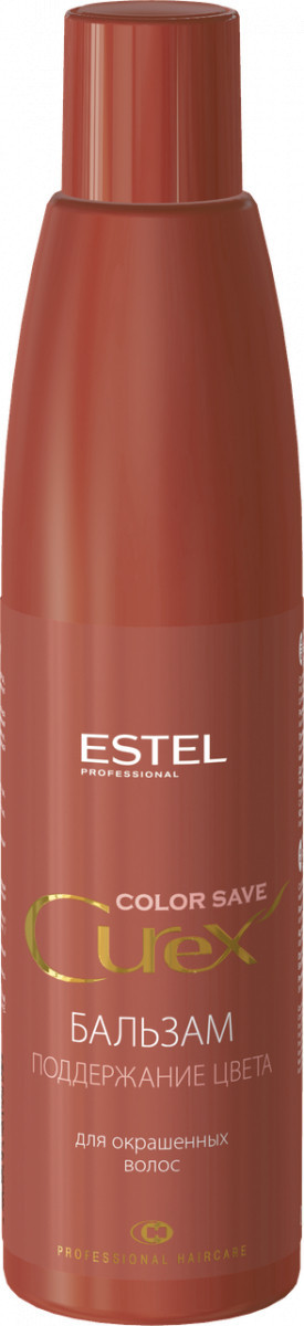 Бальзам поддерживание цвета для окрашенных волос Estel CUREX COLOR SAVE 250 мл