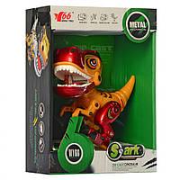 Динозавр MY66-Q1203 (Красный)