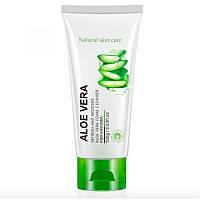 Пенка для умывания BioAqua Aloe Vera 92% foam cleanser