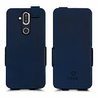 Чехол флип Stenk Prime для Nokia 8.1 Синий (63625)