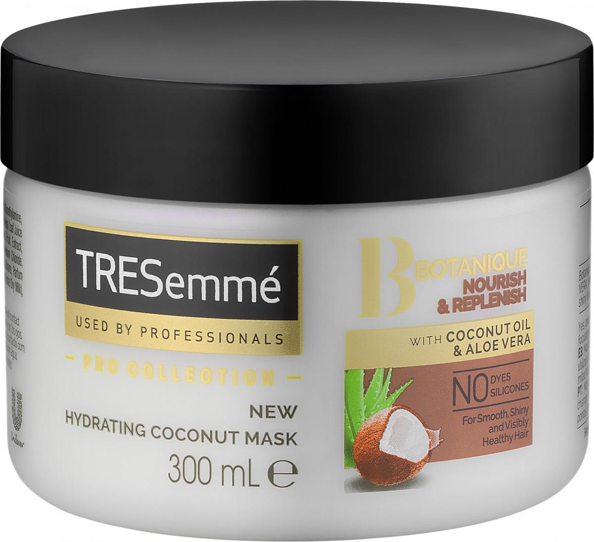 Маска для волос Tresemme Botanique Detox увлажняющая 300 мл арт.1095