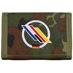 Гаманець «Бундесвер» флектарн з емблемою «німецько-французька бригада» MFH