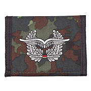 Бумажник «Бундесвер» флектарн с эмблемой «военно-воздушные силы» MFH