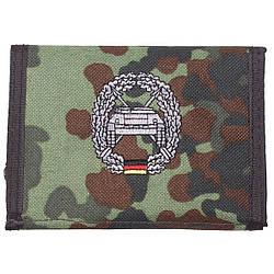 Гаманець «Бундесвер» флектарн з емблемою «самохідні протитанкові підрозділи» MFH