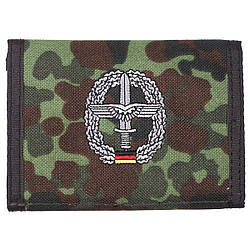 Гаманець «Бундесвер» флектарн з емблемою «частини армійської авіації» MFH