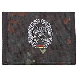 Бумажник «Бундесвер» флектарн с эмблемой «подразделения дальней разведки» MFH