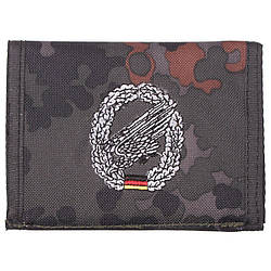 Бумажник «Бундесвер» флектарн с эмблемой «парашютные части» MFH