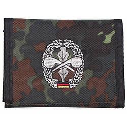 Бумажник «Бундесвер» флектарн с эмблемой «части химической защиты» MFH
