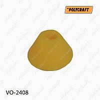 Поліуретанова втулка реактивної тяги (менше) D = 12, D = 49 3100899, VOLVO 340/360