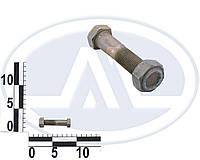 Болт М12x55 амортизатора переднего ЗАЗ 1102-03 низ.