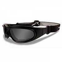 Очки Wiley X PSG-1 Smoke/Clear Matte Black