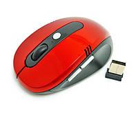 Беспроводная оптическая мышь G 108 Красный (0527)