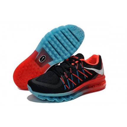 cbd26c7a Мужские кроссовки Nike Air Max 2015 красно-синие: продажа, цена в ...