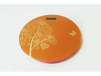 Весы напольные цветные стеклянные 150 кг (np2_0607)
