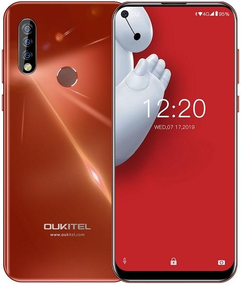 Oukitel C17 Pro | Оранжевый | 4/64Гб | 4G/LTE | Гарантия