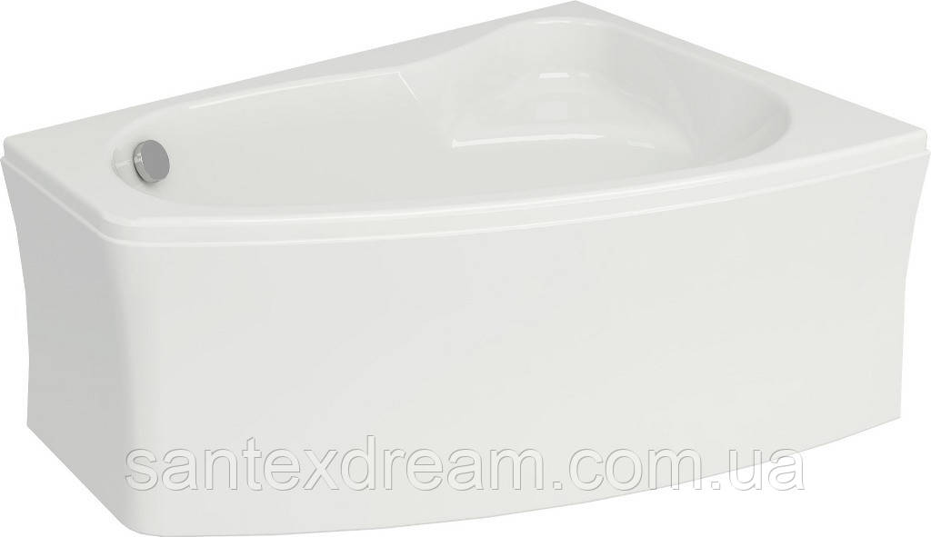 Ванна Cersanit Sicilia New 150x100 правая